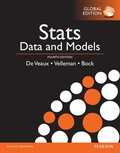 Stats: Data and Models with MyStatLab, Global Edition