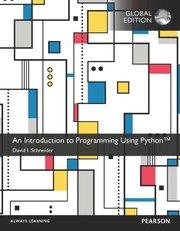 Introduction to Programming Using Python, Global Edition