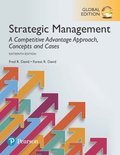 Strategic Management: A Competitive Advantage Approach, Concepts and Cases, plus MyManagementLab with Pearson eText, Global Edition