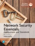 Network Security Essentials: Applications and Standards, Global Edition