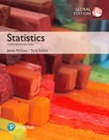 Statistics plus MyStatLab with Pearson eText, Global Edition