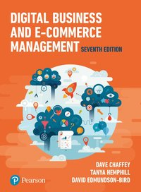 Digital Business and E-Commerce Management
