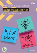 BTEC Level 2 Certificate in Business Enterprise Learner Handbook with ActiveBook