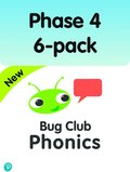 Bug Club Yellow A Senses 6pk