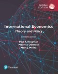 International Economics: Theory and Policy plus Pearson MyLab Economics with Pearson eText, Global Edition