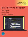 Java How to Program, Late Objects, Global Edition