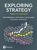 Exploring Strategy, Text Only, 12th Edition