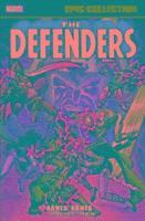 The Defenders Ashes, ashes... writers: J.M DeMatteis with Don Perlin & Steven Grant.