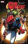 Young Avengers By Allan Heinberg &; Jim Cheung: The Complete Collection