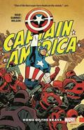 Captain America By Waid &; Samnee: Home Of The Brave