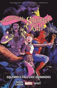 The unbeatable Squirrel Girl 9 Squirrels fall like dominoes / Ryan North, writer ; Derek Charm, artist ; Rico Renzi, color artist ; Madeline McGrane, Squirrel Girl's mini-comic artist ; VC's Travis Lanham, letterer.