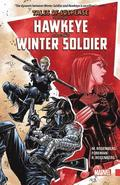Tales Of Suspense: Hawkeye &; The Winter Soldier