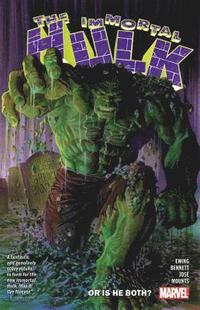 Immortal Hulk Vol. 1: Or Is He Both?