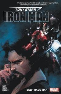 Tony Stark: Iron Man Vol. 1: Self-made Man