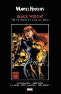 Marvel Knights: Black Widow By Grayson &; Rucka - The Complete Collection