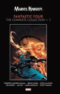Marvel Knights Fantastic Four By Aguirre-sacasa, Mcniven &; Muniz: The Complete Collection Vol. 1