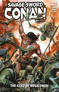 Savage Sword Of Conan Vol. 1
