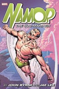 Namor The Sub-mariner By John Byrne And Jae Lee Omnibus