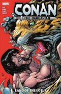 Conan the Barbarian by Jim Zub Vol. 2