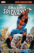 Amazing Spider-man Epic Collection: The Secret Of The Petrified Tablet