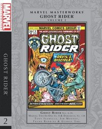Marvel Masterworks: Ghost Rider Vol. 2