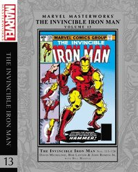Marvel Masterworks: The Invincible Iron Man Vol. 13