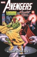 Avengers: Vision &; The Scarlet Witch - A Year In The Life