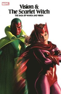 Vision &; The Scarlet Witch - The Saga Of Wanda And Vision