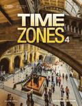 Time Zones 4 with Online Workbook