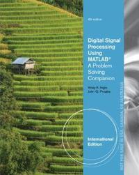 Digital Signal Processing Using MATLAB - John Proakis