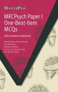 MRCPsych Paper I One-Best-Item MCQs