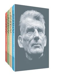 The Letters of Samuel Beckett 4 Volume Hardback Set