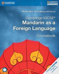 Cambridge IGCSE Mandarin as a Foreign Language Coursebook with Audio CDs (2)