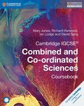 Cambridge IGCSE Combined and Co-ordinated Sciences Coursebook with CD-ROM