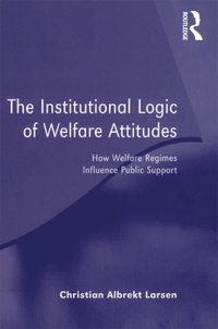 Institutional Logic of Welfare Attitudes