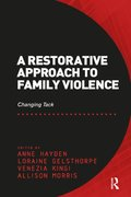 Restorative Approach to Family Violence