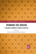 Thinking the Greeks