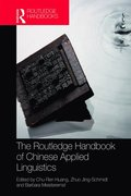 Routledge Handbook of Chinese Applied Linguistics