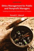 Ethics Management for Public and Nonprofit Managers