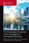 Routledge Companion to the Geography of International Business
