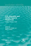 U.S. Interests and Global Natural Resources