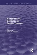 Handbook of Behavioural Family Therapy