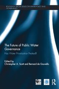 Private Sector and Water Pricing in Efficient Urban Water Management