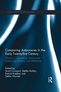 Comparing autocracies in the early Twenty-first Century