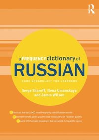 Frequency Dictionary of Russian