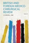 British and Foreign Medico-Chirurgical Review