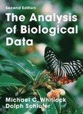 The Analysis of Biological Data