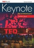 KEYNOTE PRE-INTERMEDIATE TEACH ERS BOOK W/CLASS AUDIO CDS BRE
