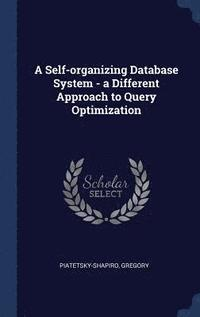 A Self-Organizing Database System - A Different Approach to Query Optimization