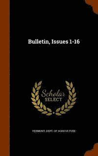 Bulletin, Issues 1-16